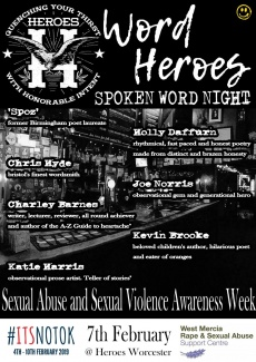 Words for Heroes